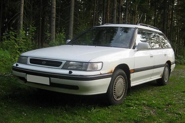 Subaru Legacy I - ein Geheimtipp für Allradfreunde