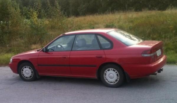 Subaru Legacy II - so zuverlässig wie sein Vorgänger