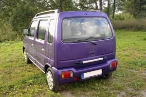 Suzuki Wagon R+ I Heck