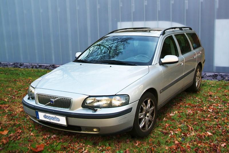 Volvo V70 II - auch kein unzerstörbarer Schwede