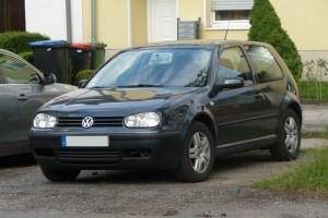 VW Golf IV Dreitürer