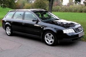 Audi A6 Avant C5 Front