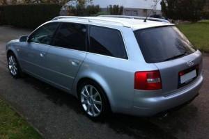 Audi A6 Avant C5 Heck
