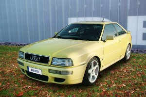 Audi Coupé B3 Typ 89 nach Facelift