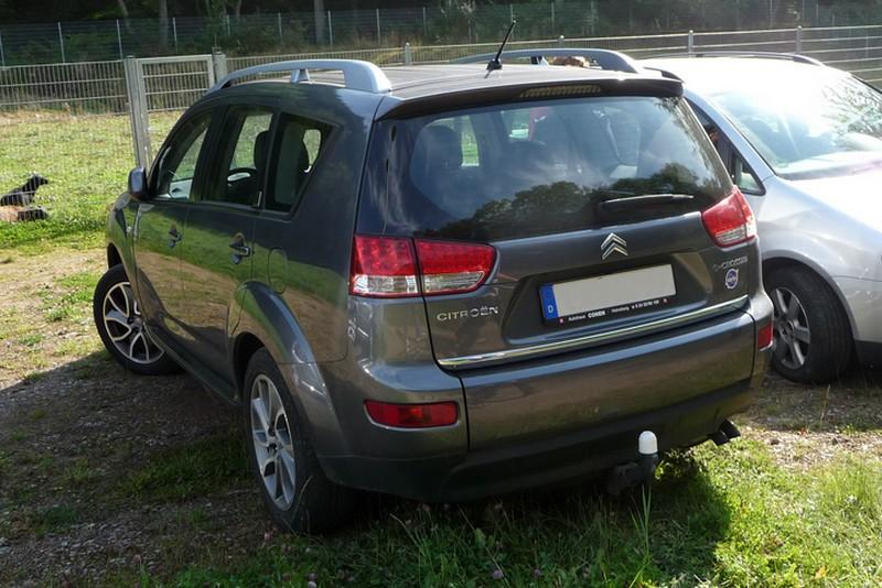 Citroën C-Crosser - das erste SUV des französischen Herstellers