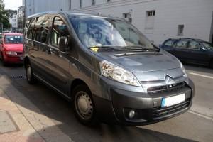 Citroën Jumpy II Front