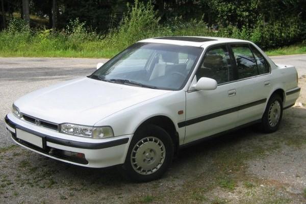 Honda Accord IV - gut, aber leider fast verschwunden