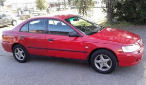 Honda Accord VI Typ CG/CH
