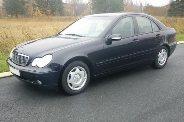 Mercedes-Benz C-Klasse (W 203) - noch immer kein guter Stern