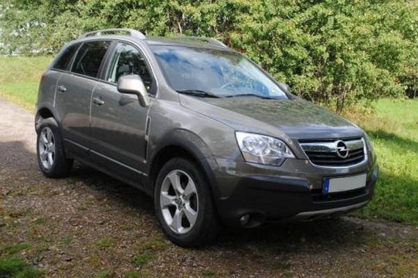 Opel Antara - bisher ist der angebliche Offroader ein Verkaufsflop