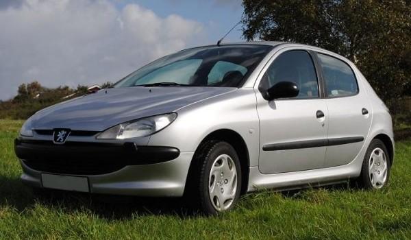 Peugeot 206 - sehr gefragt, aber mit Vorsicht zu genießen
