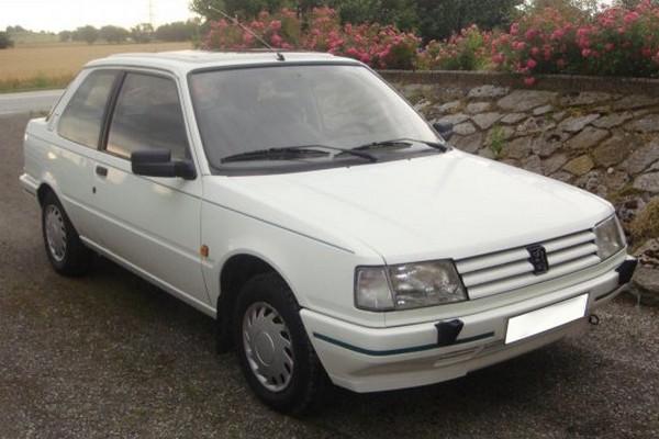Peugeot 309 - der ausgestorbene Golf-Rivale