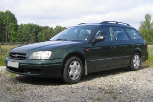 Subaru Legacy III Kombi