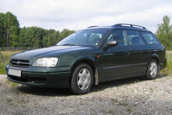 Subaru Legacy III - biederes, aber durchaus zuverlässiges Allradfahrzeug