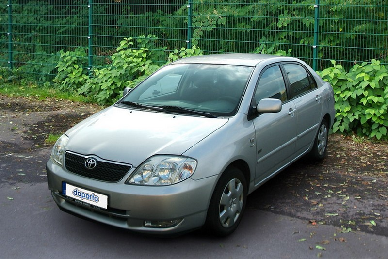 Toyota Corolla E12 / E13 - fast ein Musterschüler