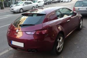 Alfa Romeo Brera Heck
