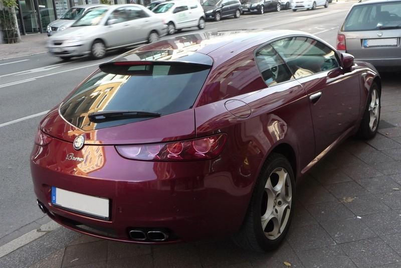 Alfa Romeo Brera und Spider - leider ohne Nachfolger eingestellt
