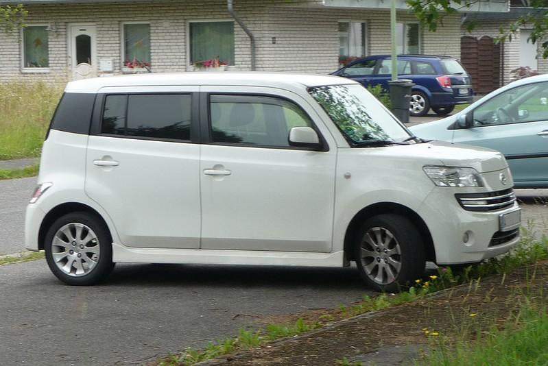 Daihatsu Materia - extravagant und erfolglos