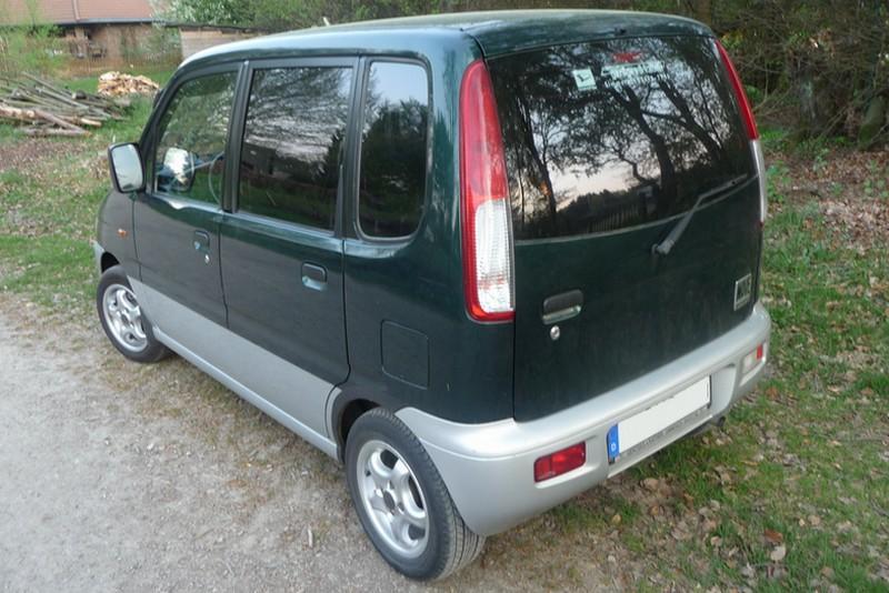 Daihatsu Move - der erste Microvan