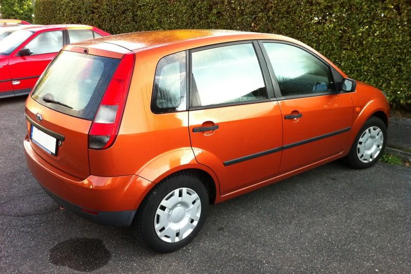 Ford Fiesta '02 / '06 - endlich wieder empfehlenswerte Qualität