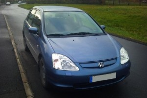 Honda Civic VII Typ ES / EU