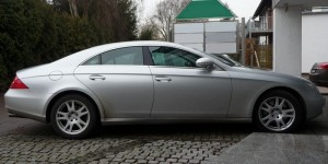 Mercedes-Benz CLS-Klasse C 219 Seitenansicht