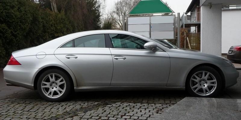 Mercedes-Benz CLS-Klasse (C 219) - der Vorreiter der viertürigen Coupés