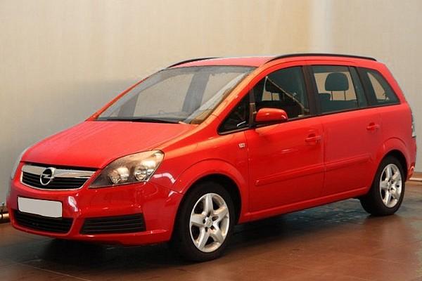 Opel Zafira B - die Neuauflage des Kompaktvans für die Großfamilie