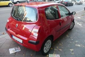 Renault Twingo II Heck