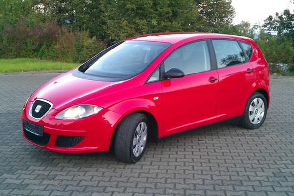 Seat Altea - ein sportlicher Kompaktvan