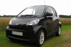 Smart Fortwo Typ 451
