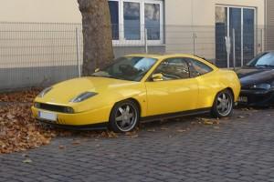 Fiat Coupé Front