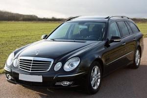 Mercedes-Benz E-Klasse W 211 nach Modellpflege