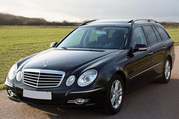 Mercedes-Benz E-Klasse W 211 - Sternenkreuzer mit Problemen