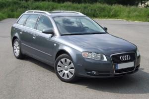Audi A4 B7 Front