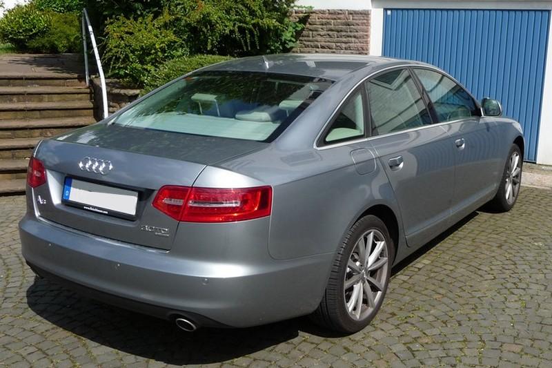 Audi A6 C6 (Typ 4F) - fast alles im grünen Bereich beim beliebtesten Dienstwagen