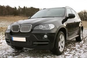 BMW X5 E70 Front