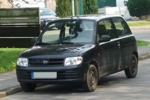 Daihatsu Cuore Typ L7 Front