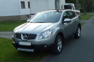 Nissan Qashqai vor Facelift Front
