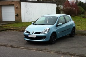 Renault Clio III Typ R Front