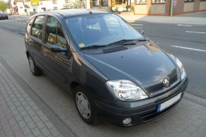 Renault Scénic Typ JA Front