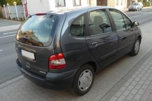 Renault Scénic Typ JA Heck