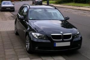 BMW 3er E91 Front