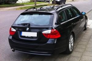 BMW 3er E91 Heck