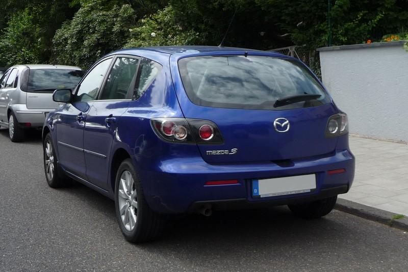 Mazda3 (Typ BK) - eher durchwachsene Qualität