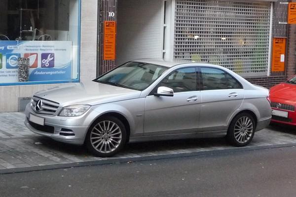 Mercedes-Benz C-Klasse (W 204) - nun endlich ohne Rost?