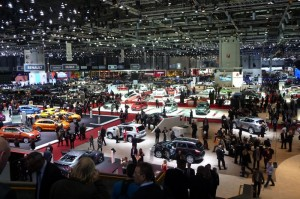 Auto-Salon Genf 2012
