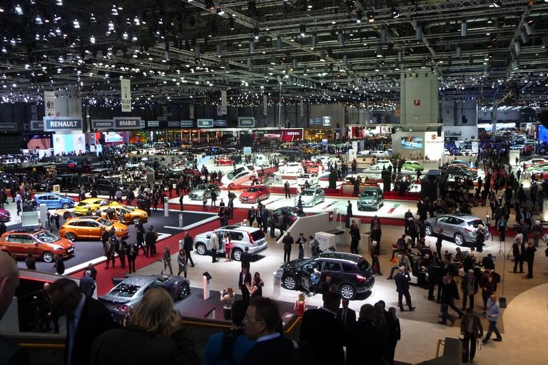 Der Auto-Salon in Genf - auch 2012 wieder einen Besuch wert