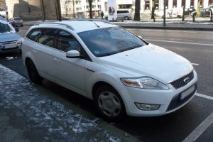 Ford Mondeo III '07 Turnier Front
