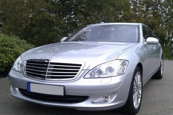 Mercedes-Benz S-Klasse W 221 - auch im Alter eine gute Wahl